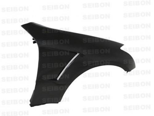 2003-2007年英菲尼迪G35 2门的碳纤维翼子板(加宽10mm)