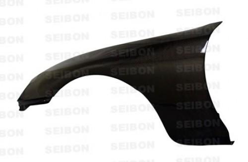 1993-1998年丰田Supra的OEM款式碳纤维翼子板