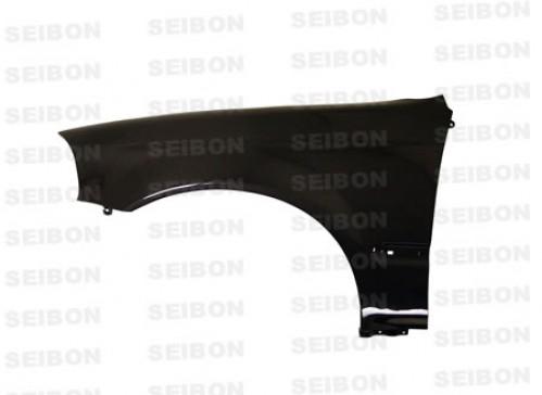 1996-1998年本田思域的OEM款式直纹碳纤维翼子板