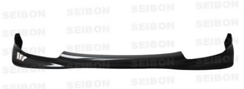 2004-2005年丰田MRS的OEM款式碳纤维前导流板(前唇)