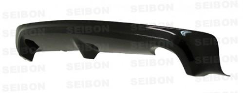 2006-2010年本田思域 4门 JDM/讴歌CSX的MG款式碳纤维后导流板(后唇)