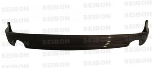 2006-2010年雷克萨斯IS250/350的TS款式碳纤维后导流板(后唇)