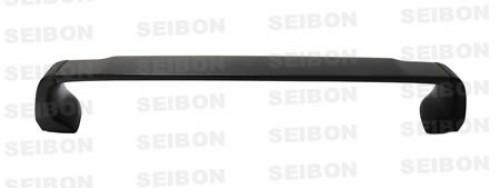 2006-2010年本田思域 4门的TR款式碳纤维尾翼