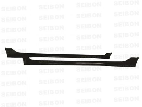 2006-2010年本田思域 4门 JDM/讴歌CSX的MG款式碳纤维底边
