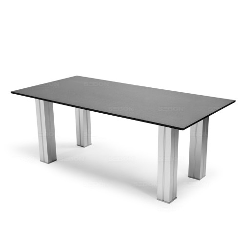 "Carbon Fiber Coffee Table 23.5"" x 47.5"" x 18.5"" H"