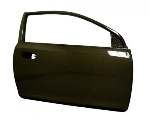 2002-2005年本田思域SI双门的OEM款式碳纤维车门*