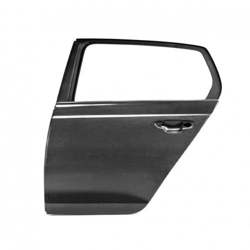 2010-2014年大众高尔夫 / GTI / R的OEM款式碳纤维后车门*