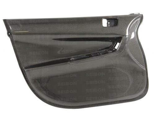 2008-2010年三菱EVO X的碳纤维车门内饰板(前)