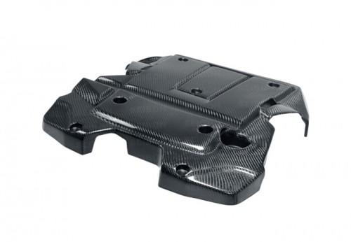 2007-2008年日产350Z的碳纤维发动机上护板