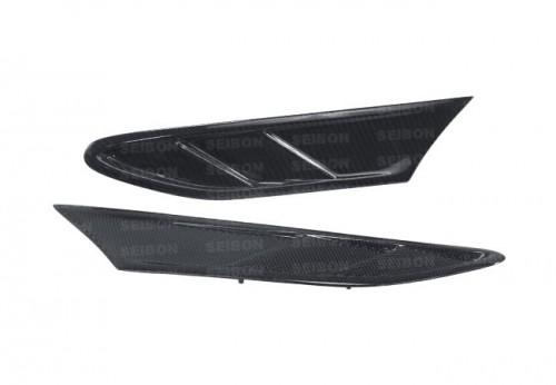 2013-2018年丰田86 / 斯巴鲁BRZ的FR款式碳纤维翼版入风口