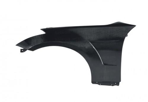 2002-2008年日产350Z的碳纤维翼子板(加宽10mm)