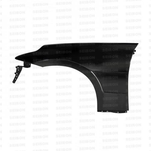 2009-2012年日产370Z的碳纤维翼子板(加宽10mm)