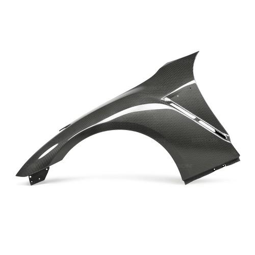2009-2018年日产GT-R的OEM款式碳纤维前翼子板