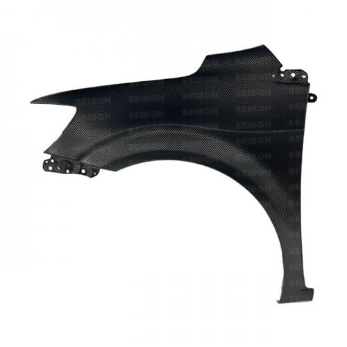 2012年雪佛兰Sonic的碳纤维翼子板