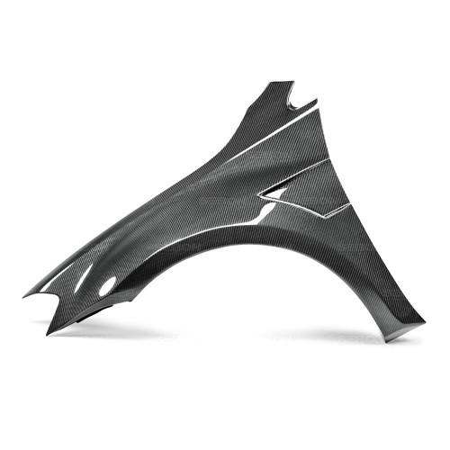 2015-2017年大众高尔夫 / GTI / R的加宽碳纤维翼子板