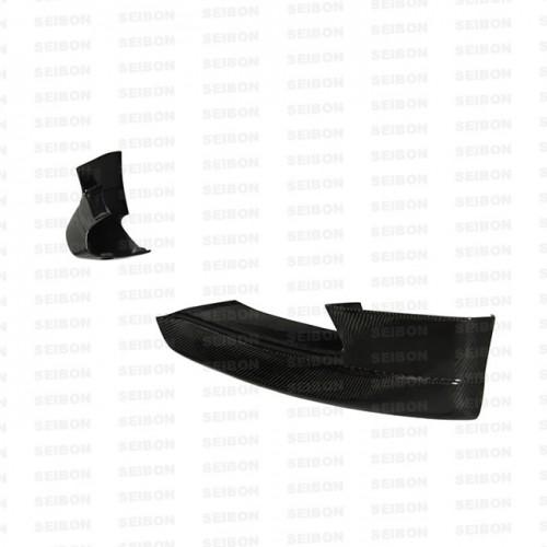 2008-2013年宝马E90 / E92 M3的TA款式碳纤维前下导流板