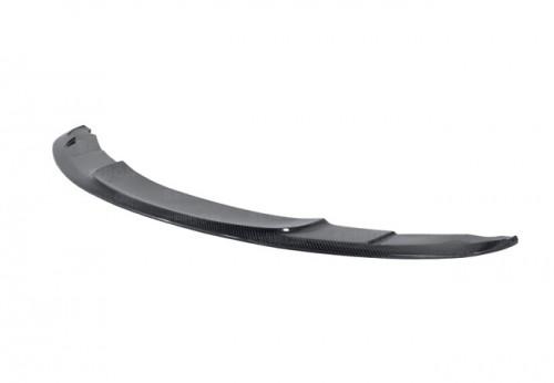 2011-2012年宝马E82 1M COUPÉ双门的BM款式碳纤维前下导流板