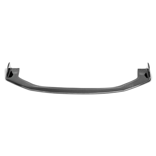 OP-style carbon fiber front lip for 2014-up Lexus IS 250/350 F Sport