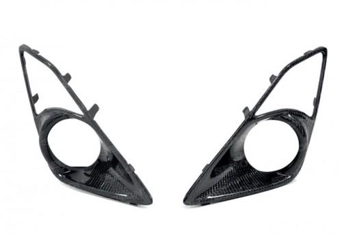 2013-2016年丰田86的碳纤维雾灯罩