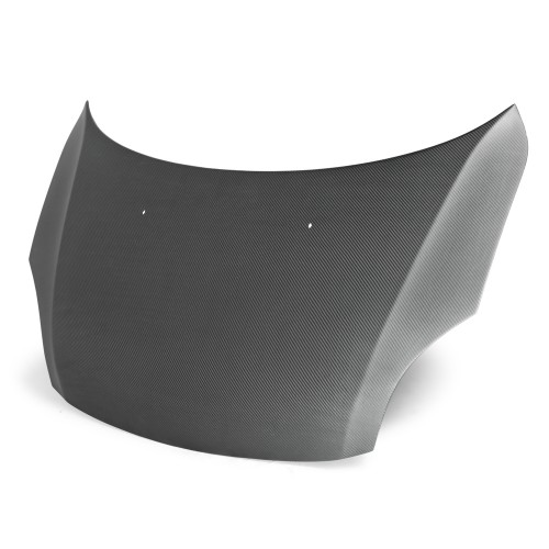 2005-2007年铃木雨燕的OEM款式碳纤维发动机盖(哑光)
