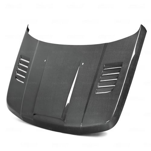 2006-2013年路虎揽胜运动版的TM款式碳纤维发动机盖