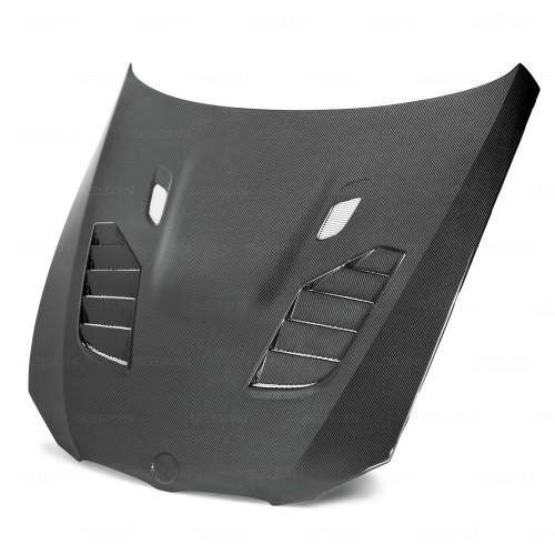 2008-2013年宝马E92 M3双门的CT款式碳纤维发动机盖