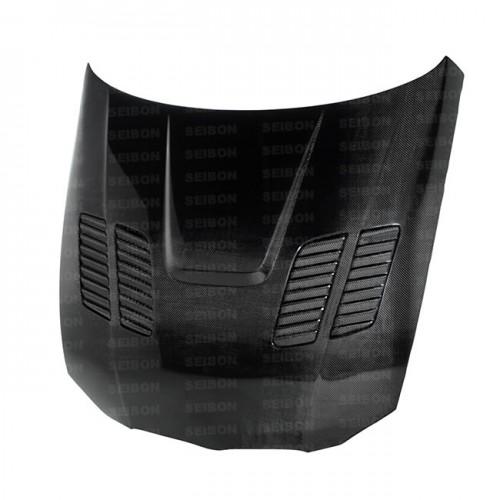 2008-2013年宝马E92 M3双门的GTR款式碳纤维发动机盖*
