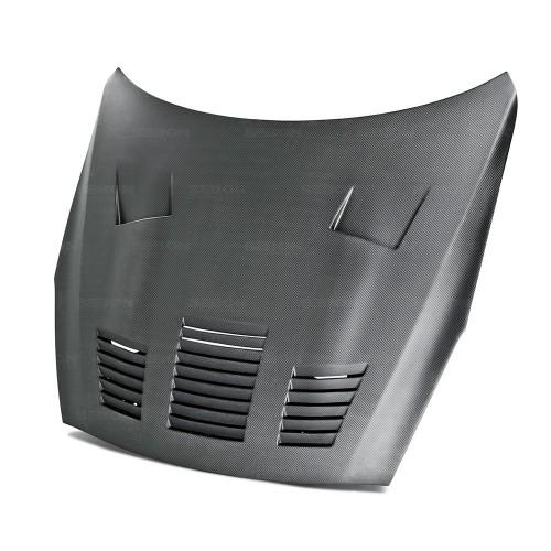 2009-2016年日产GT-R的GT款式全碳纤维发动机盖*