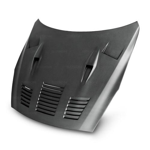 2009-2016年日产GT-R的GTII款式全碳纤维发动机盖*