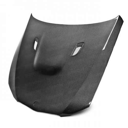 2011-2013年宝马E92 3系双门的BM款式碳纤维发动机盖