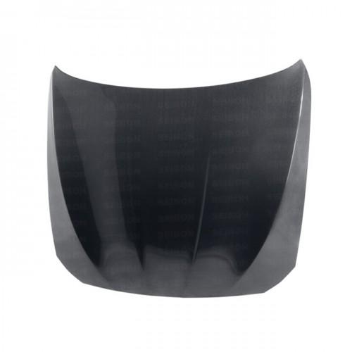 2010-2013年宝马F10 的OEM款式碳纤维发动机盖