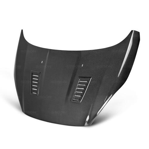 2014-2018年福特FIESTA的RS款式碳纤发动机盖