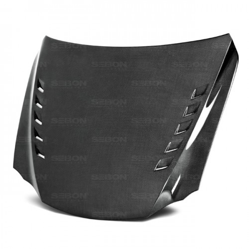 BT-style carbon fiber hood for 2014-up Lexus IS 250/350