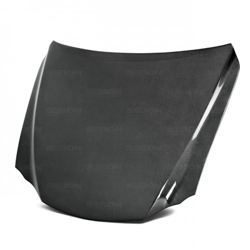 OEM-style carbon fiber hood for 2014-up Lexus IS 250/350