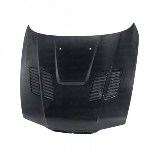 1997-2003年宝马E39 的GTR款式碳纤维发动机盖