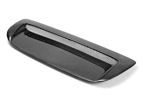 2010-2013年马自达SPEED3的OEM款式碳纤维头盖进风口