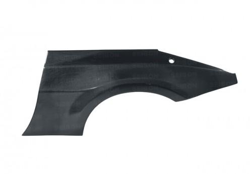 2002-2008年日产350Z的碳纤维后翼子板