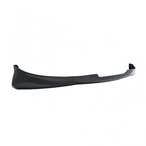 OEM-style carbon fiber rear lip for 2007-2008 Toyota Yaris Liftback (straight weave)