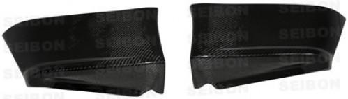 2008-2010年三菱EVO X的OEM款式碳纤维后导流板(后唇)
