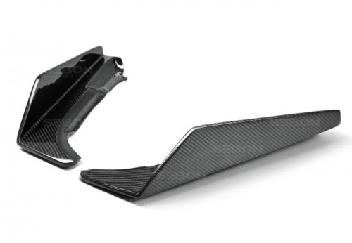 TP-style carbon fiber rear lip for 2014-up Lexus IS 250/350