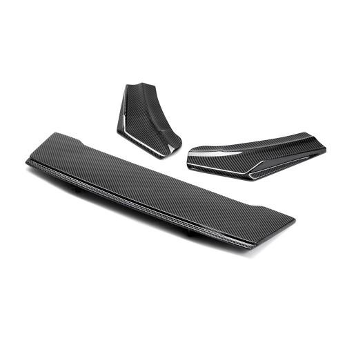 2016-2018年福特福克斯RS的SA款式碳纤维后下导流板