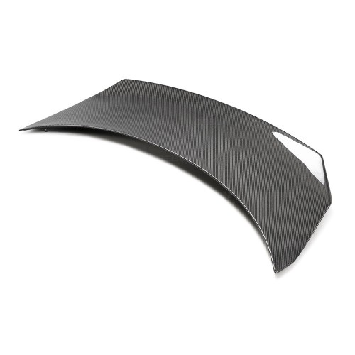 2018-2019年起亚STINGER斯汀格的C款式碳纤维尾翼