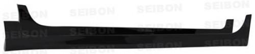 2007-2008年丰田雅力士掀背式的SS款式碳纤维底边