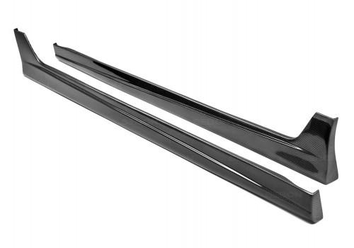 2008-2010年本田雅阁 4门的MG款式碳纤维底边