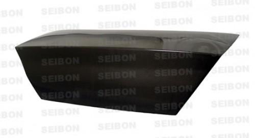 2003-2007年三菱EVO的OEM款式碳纤维后备箱