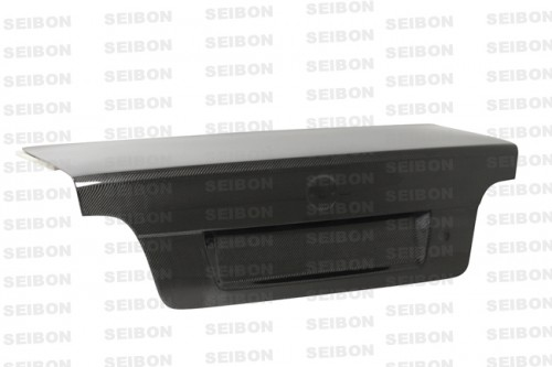 1997-2003年宝马E39的OEM款式碳纤维后备箱