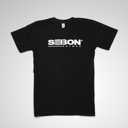 SEIBON CARBON 圆领印花T恤 (部件图标)
