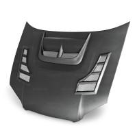 2004-2005年斯巴鲁翼豹 / WRX / STI的CW款式全碳纤维发动机盖*
