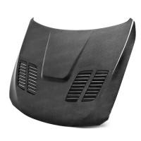 2012-2018年宝马F30 3系 / F32 4系的GTR款式碳纤维发动机盖