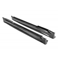 TR-Style Carbon Fiber Side Skirts for 2011-2012 Scion TC